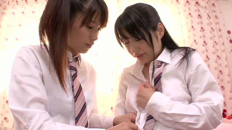 桃音まみる 橘ひなた 友達の壁を越えてレズプレイに挑戦する女子校生たち…